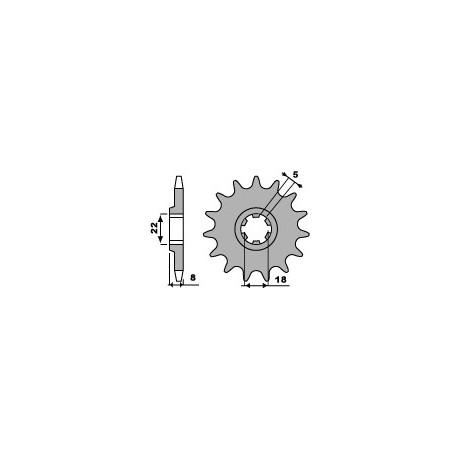Звезда PBR 431-12 (JTF431-12)