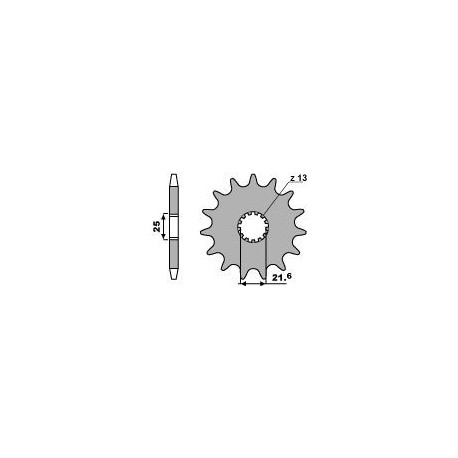 Звезда PBR 566-16 (JTF513-16)