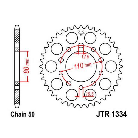 Звезда DCR 1334-45 (JTR1334-45)