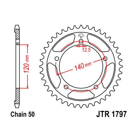 Звезда DCR 1797-41 (JTR1797-41)