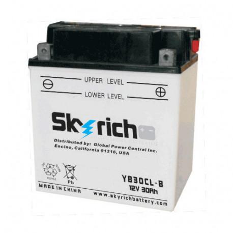 Аккумулятор Skyrich YB30CL-B