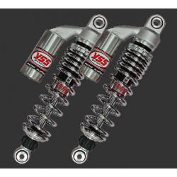 Амортизаторы YSS XJR1200-1300 RG366-350TRC-08 (Газовые, хромированные)
