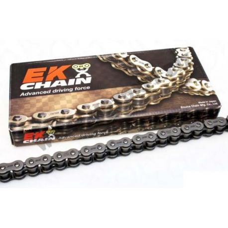 Мото цепь EK 525 ZVX3-114 звеньев (Макс. усиленная)