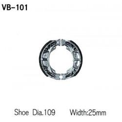 Колодки тормозные Vesrah VB-101
