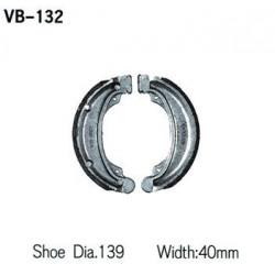 Колодки тормозные Vesrah VB-132