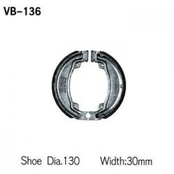 Колодки тормозные Vesrah VB-136