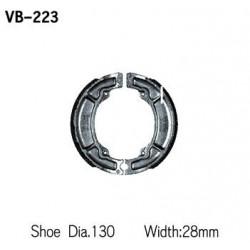 Колодки тормозные Vesrah VB-223