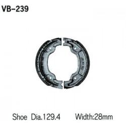 Колодки тормозные Vesrah VB-239