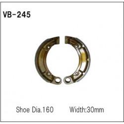 Колодки тормозные Vesrah VB-245
