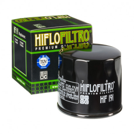 Фильтр масляный Hiflo HF191