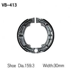 Колодки тормозные Vesrah VB-413