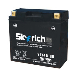 Аккумулятор Skyrich YT14B-BS