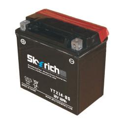 Аккумулятор Skyrich YTX14-BS