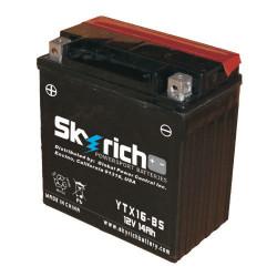 Аккумулятор Skyrich YTX16-BS