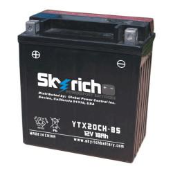 Аккумулятор Skyrich YTX20CH-BS