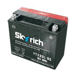 Аккумулятор Skyrich YTX20L-BS