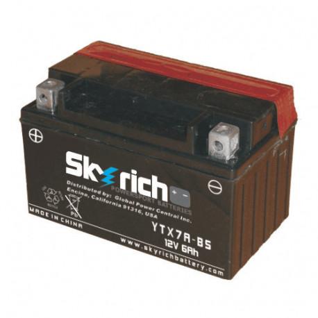 Аккумулятор Skyrich YTX7A-BS