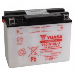 Аккумулятор Yuasa Y50-N18L-A (YTX24HL-BS)
