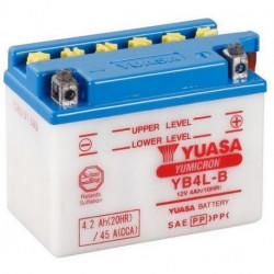 Аккумулятор Yuasa YB4L-B