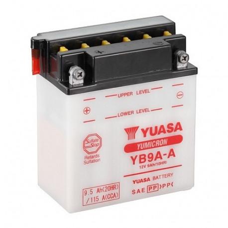 Аккумулятор Yuasa YB9A-A