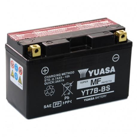 Аккумулятор Yuasa YT7B-BS (YT7B-4)