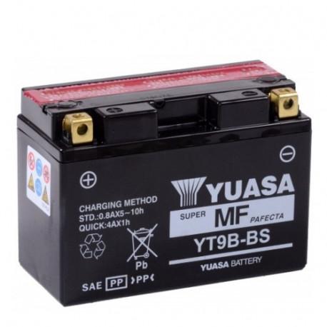 Аккумулятор Yuasa YT9B-BS (YT9B-4)