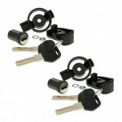 Набор ключей с личинками для двух кофров Kappa (KSL102)