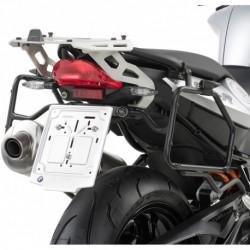 Крепление Kappa боковых кофров BMW F800R (2009-2014) KLR693