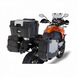 Крепление Kappa боковых кофров KTM 1050/1090/1190/1290/Adventure/Super Adventure/R/S (2013-2019) KLR7706