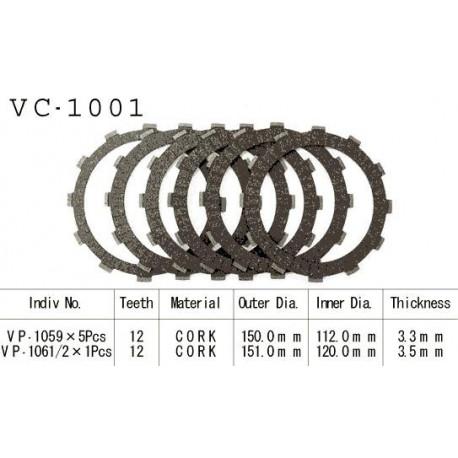 Диски сцепления VC-1001