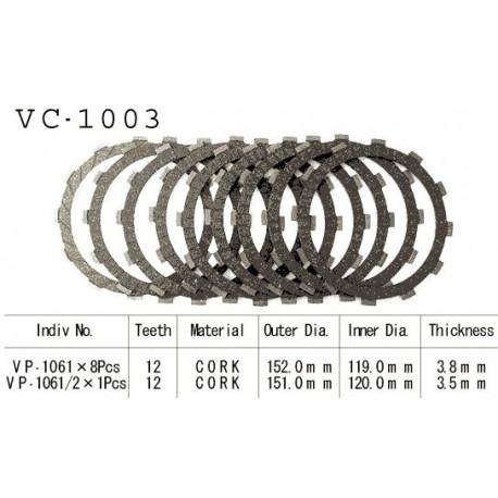 Диски сцепления VC-1003