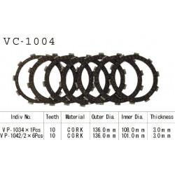 Диски сцепления VC-1004