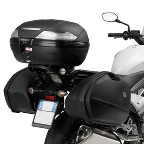 Крепление Kappa верхнего кофра Honda VFR800 Crossrunner (2011-2014) KZ1104