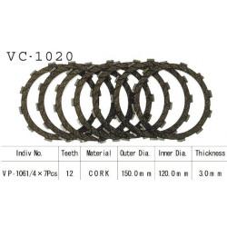 Диски сцепления VC-1020