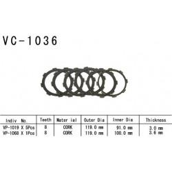 Диски сцепления VC-1036