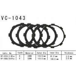 Диски сцепления VC-1043