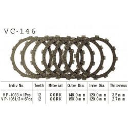 Диски сцепления VC-146