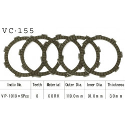 Диски сцепления VC-155
