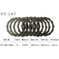 Диски сцепления VC-187