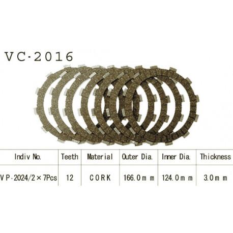 Диски сцепления VC-2016