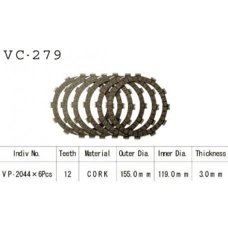 Диски сцепления VC-279