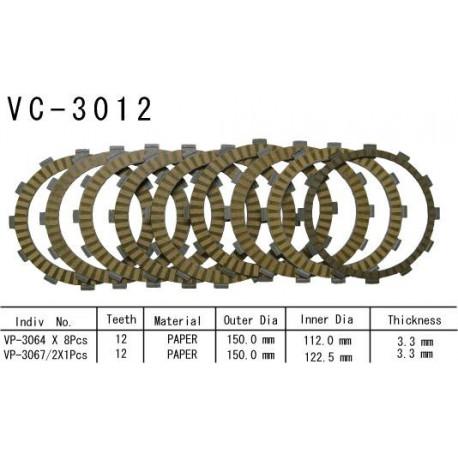 Диски сцепления VC-3012