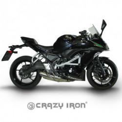Клетка Crazy Iron для Kawasaki Ninja 650/Z650 (от 2017 года) (4125412)
