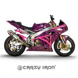 Клетка Crazy Iron для Kawasaki ZX-6R (2003-2004) (406012)