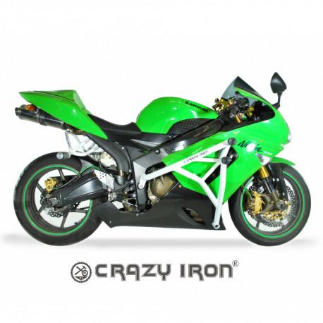 Клетка Crazy Iron для Kawasaki ZX-6R (2005-2006) (405912)