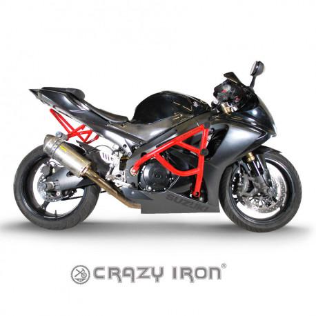 Клетка Crazy Iron для Suzuki GSXR1000 (2007-2008) (20001012)