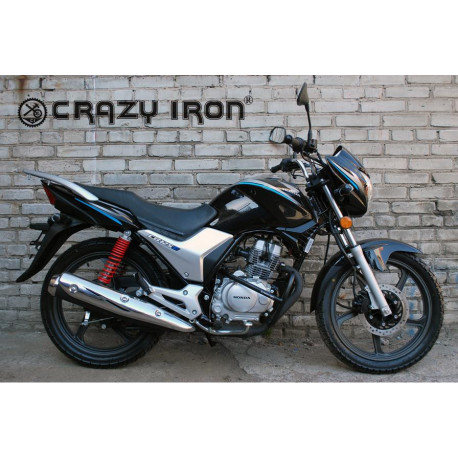 Дуги Crazy Iron для Honda CB125E (с 2014 года) (17101)