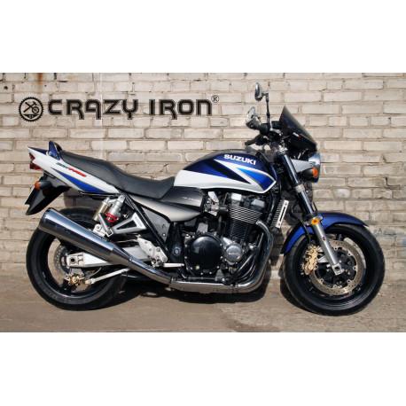 Дуги Crazy Iron для Suzuki GSX1400 (250010)