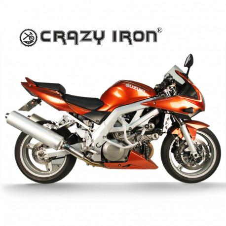 Дуги Crazy Iron для Suzuki SV1000 (с 2003 года) + слайдеры на дуги (209011)