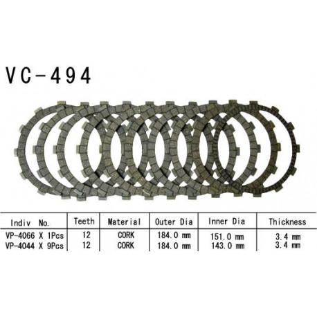 Диски сцепления VC-494